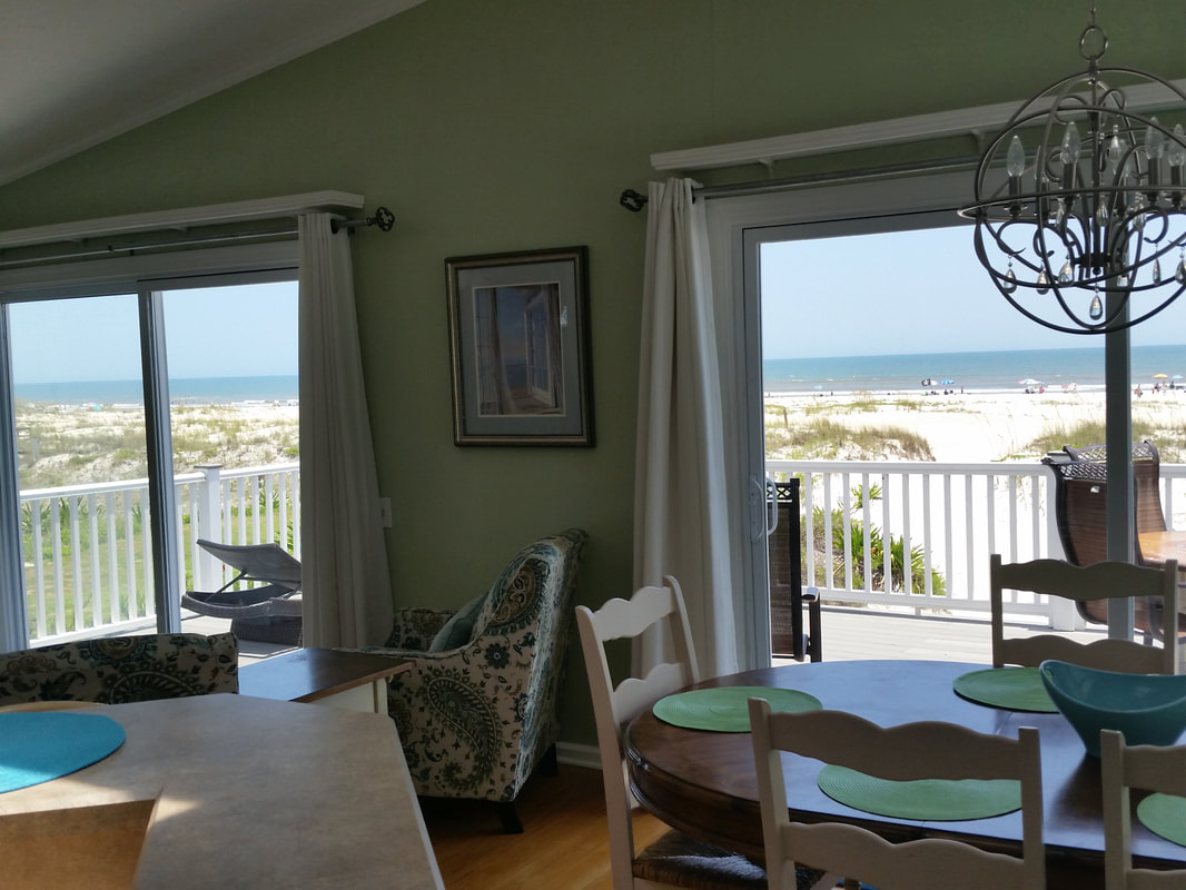 Astounding Casa Del Sol Oceanfront Vacation Rental Home St Augustine Home Interior And Landscaping Ponolsignezvosmurscom